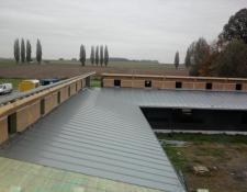Bâtiment agricole, industriel, hall, entrepôt, atelier